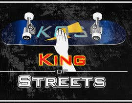#32 para Design a Logo for Kings Of Streets Mia por jangarlotan