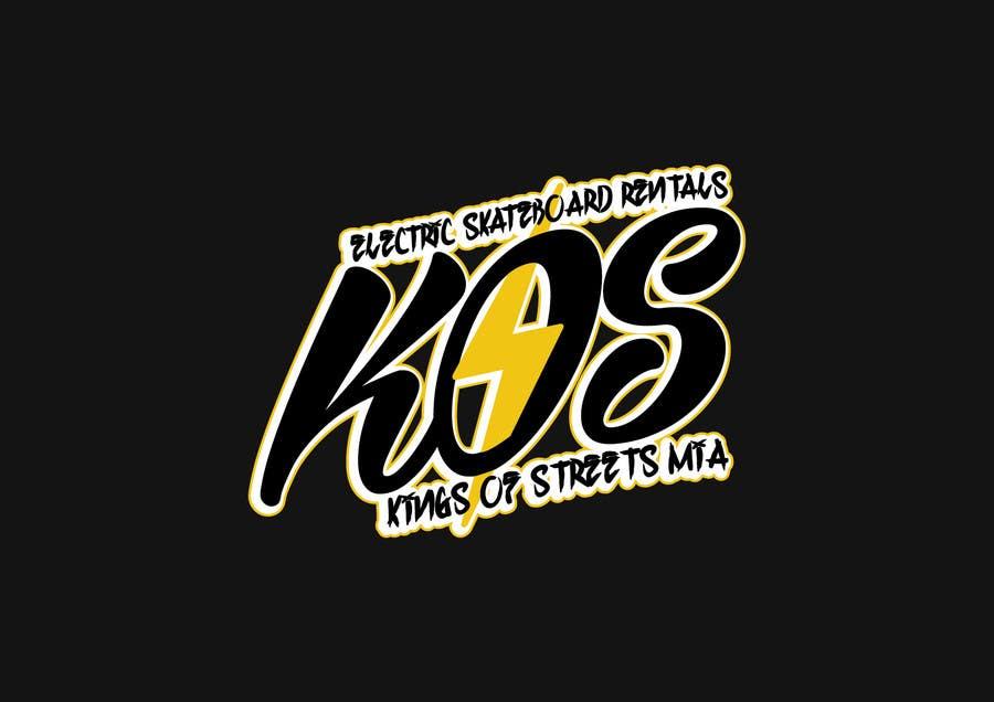Penyertaan Peraduan #37 untuk Design a Logo for Kings Of Streets Mia