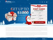 Contest Entry #34 for Design Landing Page #1 Shopping Product In 2013 Shopping Season In USA... Can you design better than Santa Claus?