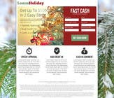 Contest Entry #15 for Design Landing Page #1 Shopping Product In 2013 Shopping Season In USA... Can you design better than Santa Claus?