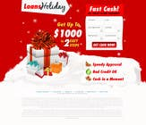 Contest Entry #30 for Design Landing Page #1 Shopping Product In 2013 Shopping Season In USA... Can you design better than Santa Claus?