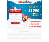Contest Entry #60 for Design Landing Page #1 Shopping Product In 2013 Shopping Season In USA... Can you design better than Santa Claus?