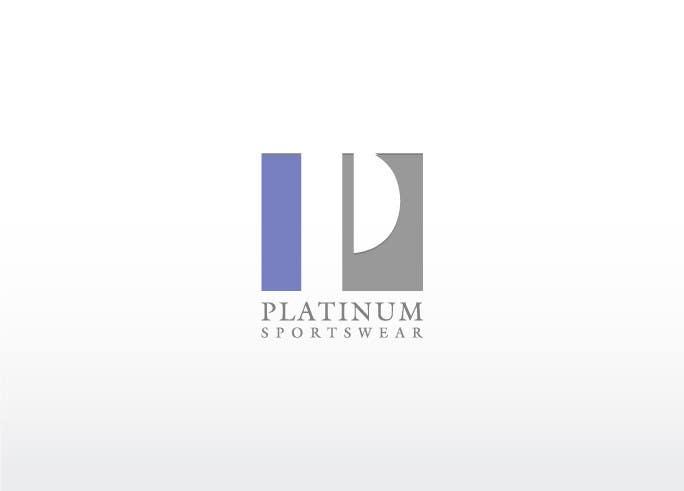 Konkurrenceindlæg #184 for Platinum Sportswear