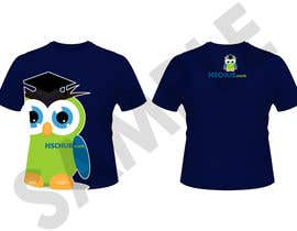 #33 for Design a T-Shirt for Hschub.com by inkpotstudios