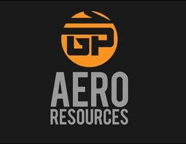 #21 para Design a Logo for GP Aero Resources por iakabir