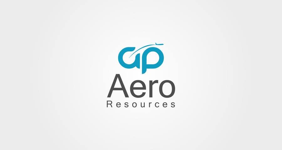 Inscrição nº 90 do Concurso para Design a Logo for GP Aero Resources