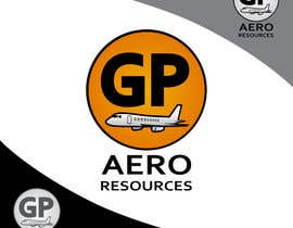 #95 for Design a Logo for GP Aero Resources by vladimirsozolins