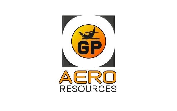 Inscrição nº 91 do Concurso para Design a Logo for GP Aero Resources