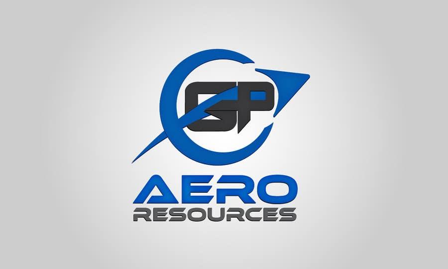 Inscrição nº 41 do Concurso para Design a Logo for GP Aero Resources