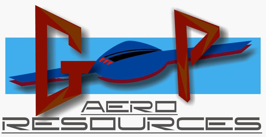 Inscrição nº 77 do Concurso para Design a Logo for GP Aero Resources