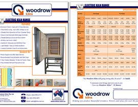 #12 cho Design 2 Brochure /  Flyers based on our new theme. 2 Side A4 & Trifold A4 bởi mcabalda