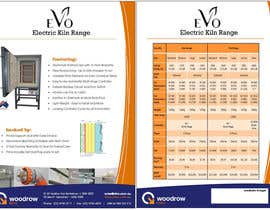 #24 for Design 2 Brochure /  Flyers based on our new theme. 2 Side A4 & Trifold A4 by studi0Plus