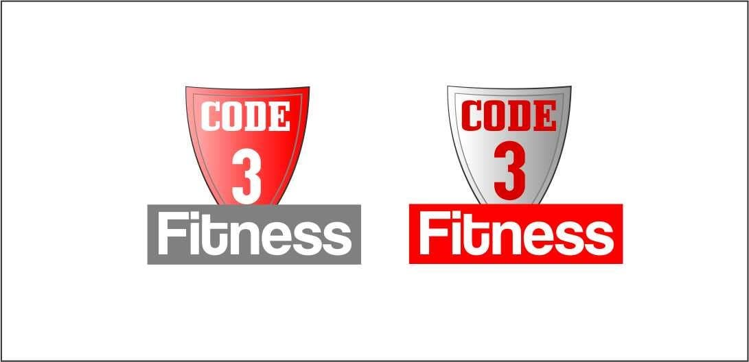 Konkurrenceindlæg #8 for Design a Logo for Code 3 Fitness