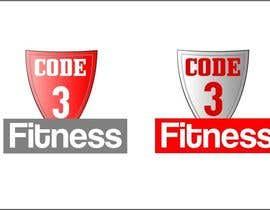 nº 8 pour Design a Logo for Code 3 Fitness par Closeda