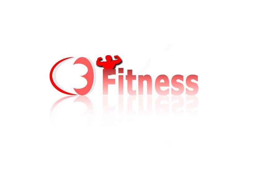 #10 for Design a Logo for Code 3 Fitness by monurajvanshi