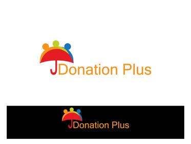 #177 for Design a Logo for Donation Plus by mirceabaciu