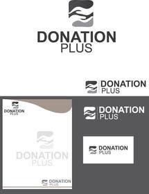 #84 for Design a Logo for Donation Plus by alizainbarkat