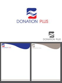#150 for Design a Logo for Donation Plus by alizainbarkat