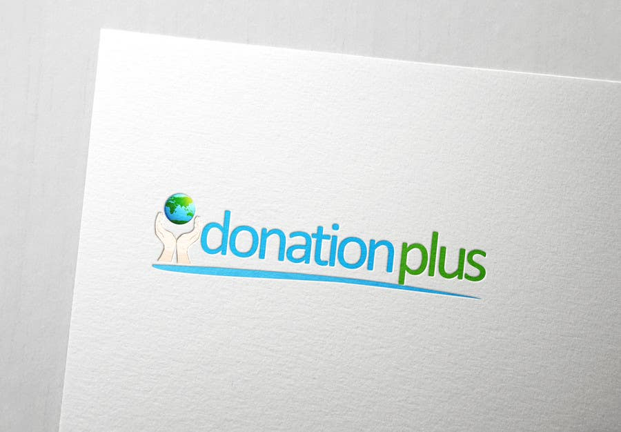 #172 for Design a Logo for Donation Plus by developingtech