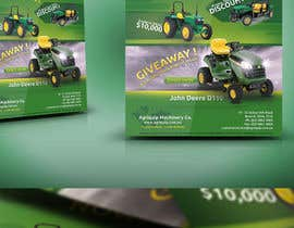 #18 for Annual Sales Catalogue Front Cover (John Deere & Agriquip Machinery) by ibib