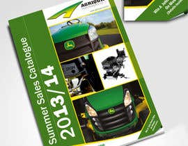 #62 cho Annual Sales Catalogue Front Cover (John Deere & Agriquip Machinery) bởi linokvarghese