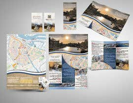 nº 17 pour Create city-map brochure design for hotel customer service + branding par mamem