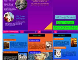 king5isher tarafından Create city-map brochure design for hotel customer service + branding için no 28