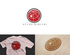 nº 158 pour Improve a logo for Atlas digital par johanmak