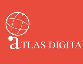 nº 11 pour Improve a logo for Atlas digital par dheerthan2