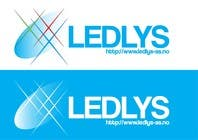 Bài tham dự #41 về Graphic Design cho cuộc thi Design a logo for the web-site www.ledlys-as.no
