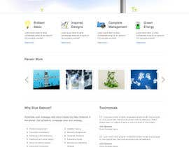 #69 for Wordpress Theme Design for Blue Baboon Advertising by dragnoir