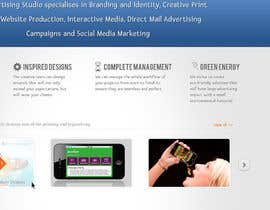 #10 para Wordpress Theme Design for Blue Baboon Advertising de cnlbuy