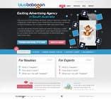 Graphic Design Inscrição do Concurso Nº29 para Wordpress Theme Design for Blue Baboon Advertising