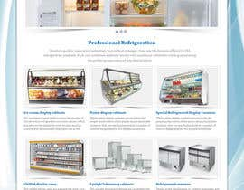 jeponkz tarafından Build a Website for refrigeration için no 9