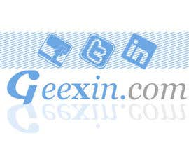 #1 for Design a Logo for Geexin by ashwani1989