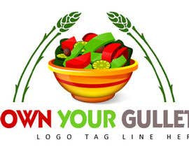nº 13 pour Logo Design for food Vlog par MagicalDesigner