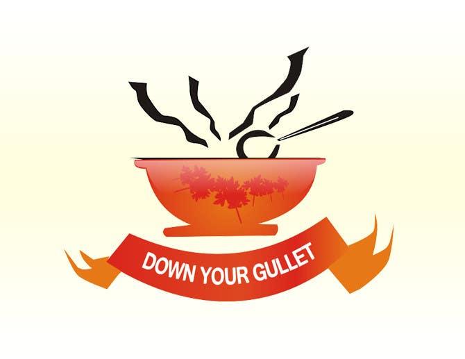 Inscrição nº 31 do Concurso para Logo Design for food Vlog