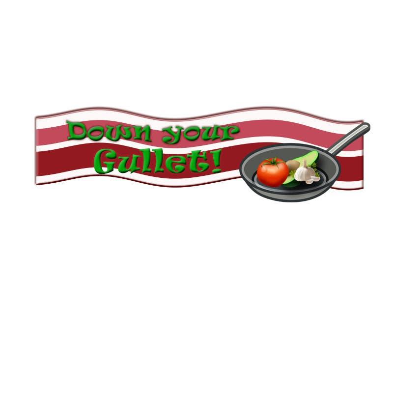 Inscrição nº 88 do Concurso para Logo Design for food Vlog