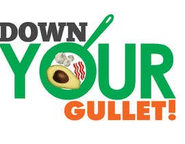 #132 for Logo Design for food Vlog by kingryanrobles22