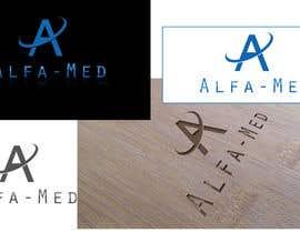 #16 untuk Design a logo for Alfamed oleh emocore07