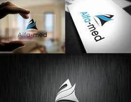 #80 para Design a logo for Alfamed por Psynsation