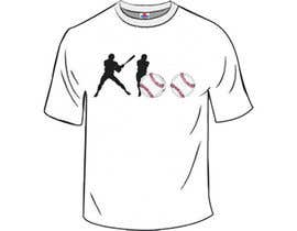 #13 para Design a T-Shirt for a Korean baseball website por topprofessional