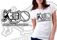 Contest Entry #5 for Design a T-Shirt for a Korean baseball website