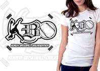Contest Entry #6 for Design a T-Shirt for a Korean baseball website