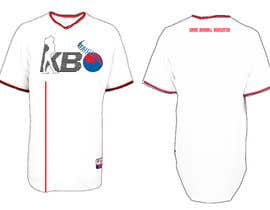 #8 for Design a T-Shirt for a Korean baseball website af Saifulanugrah