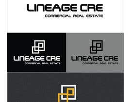 #212 for Design a Logo for Lineage CRE by risonsm