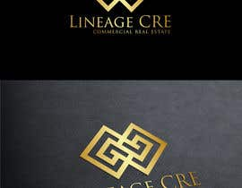 #234 for Design a Logo for Lineage CRE by Cbox9