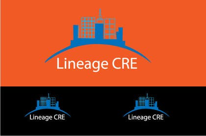 #76 for Design a Logo for Lineage CRE af bdrajzosim