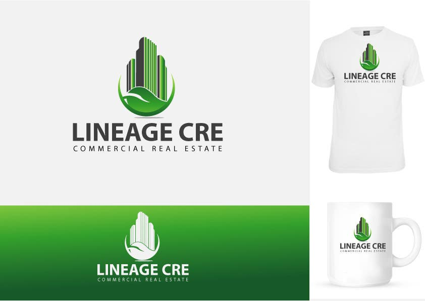 #115 for Design a Logo for Lineage CRE by brandmaker2007