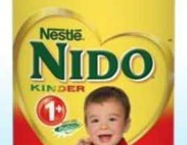 #2 cho Find me a Supplier for NIDO MILK POWDER PLUS ONE bởi saltlifedesignss